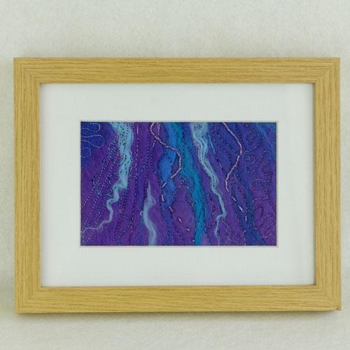 Framed Felt Pieces