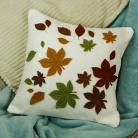 Autumn Leaves Felt Cushion Cover